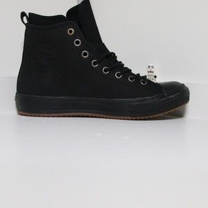 c13a8838c5eb Converse Black on Black Waterproof All Star Boots